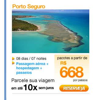 Pacotes Turísticos para Porto Seguro