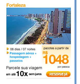 Pacotes Turísticos para Fortaleza