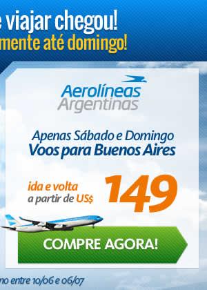 Voe para Buenos Aires a partir de 149 dólares